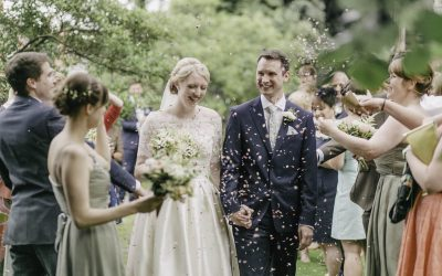 Six Top Tips for Making an Amazing Ceremony Exit