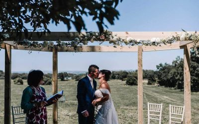Toni and Martin – A Wedding on their Farm
