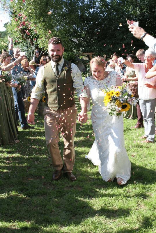 Quantock Country Wedding