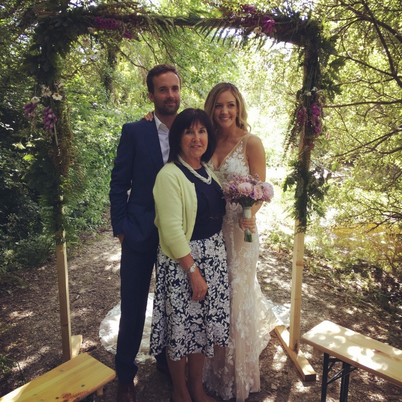 Wedding Celebrant  - Destination wedding in Cornwaal