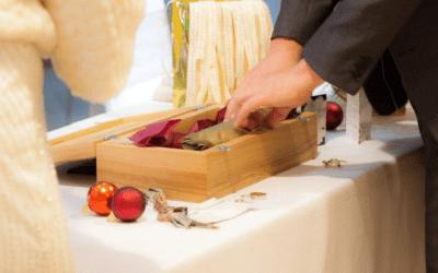 The Wine Box Ceremony