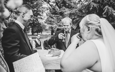 A Lithuanian Bread, Salt and Wine Ceremony