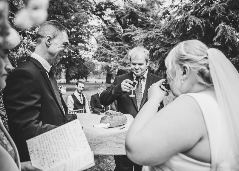 Wedding Celebrant - Lithuanian Bread, Salt and Wine Ceremony Ceremony