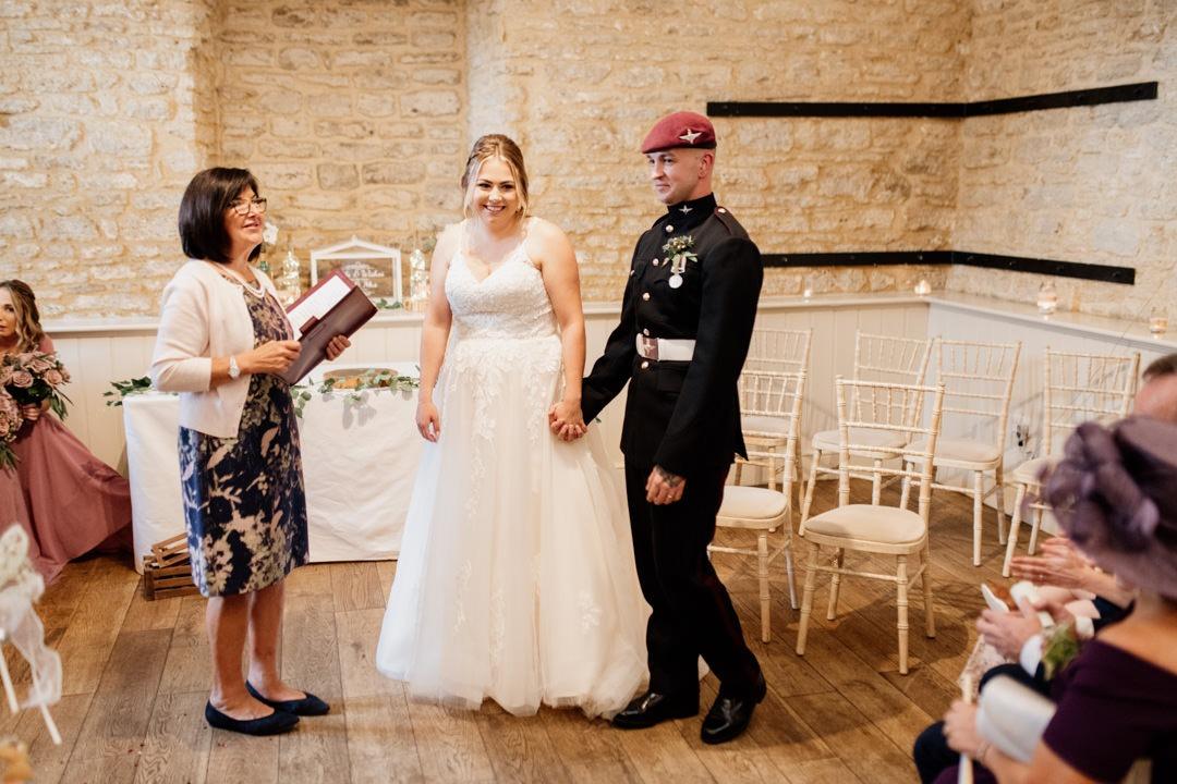 Wedding Celebrant  - Wedding  Ceremony