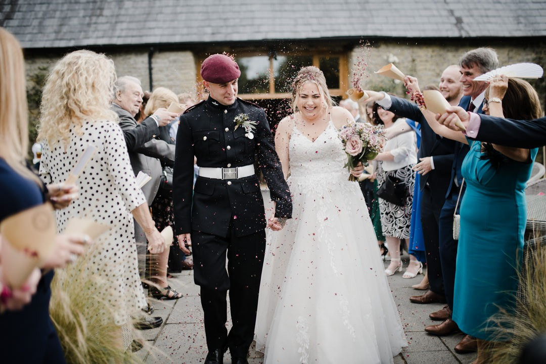 Wedding Celebrant - Wedding Confetti